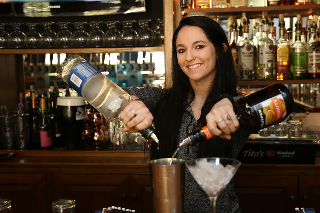 bartender of the month samantha amato