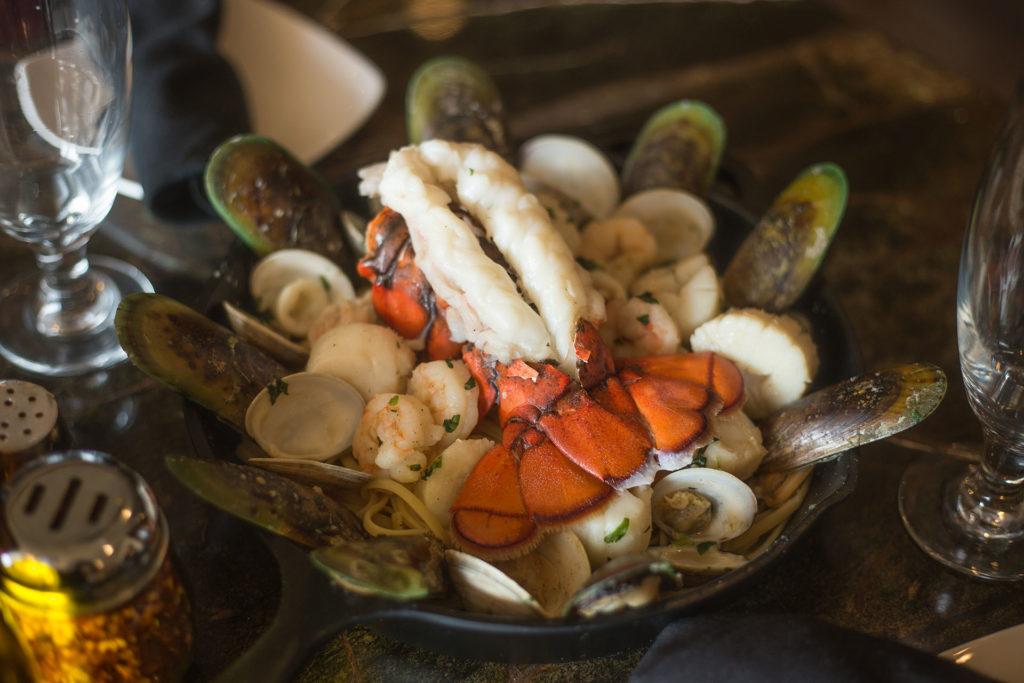 limoncello lobster bake