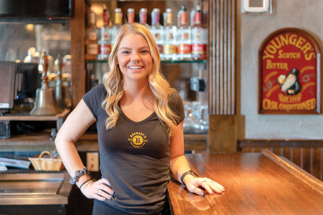 Behind the Bar with Kaiti Cooke