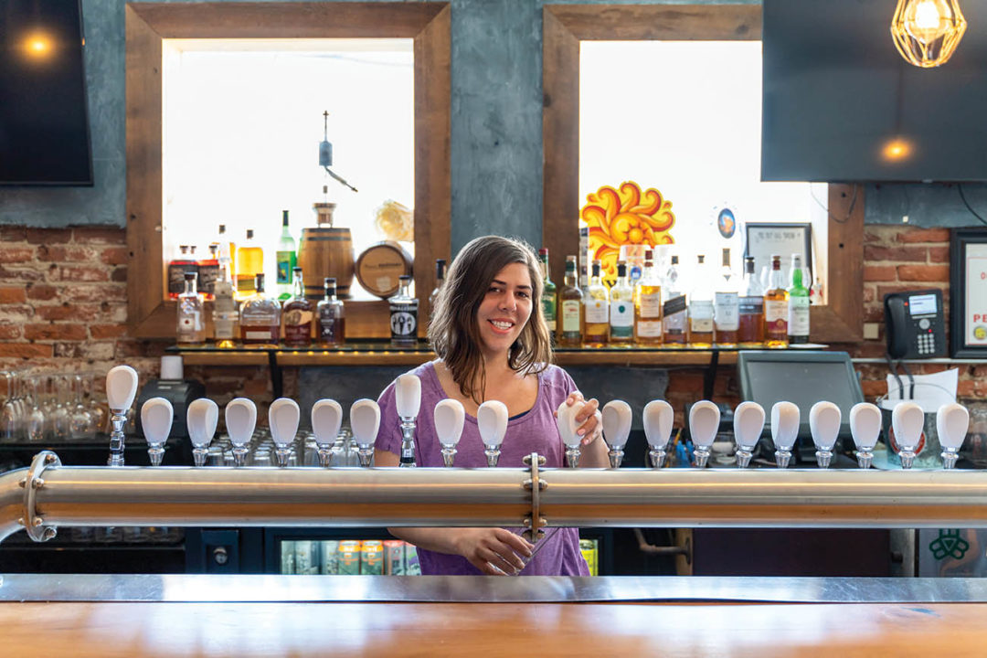 Behind the Bar with Natalie Buettner